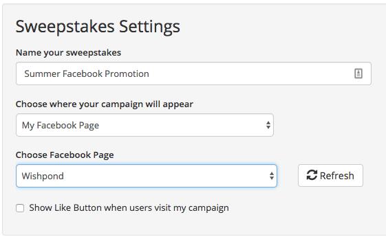 facebook promotion ideas
