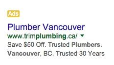 plumber-advertisement
