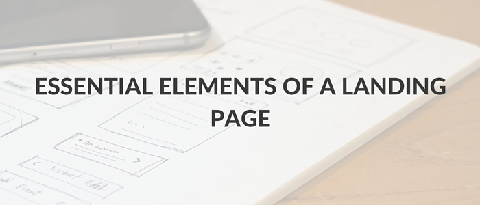 landing-page-essential-elements