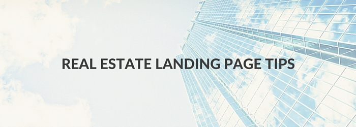 real-estate-landing-page-tips
