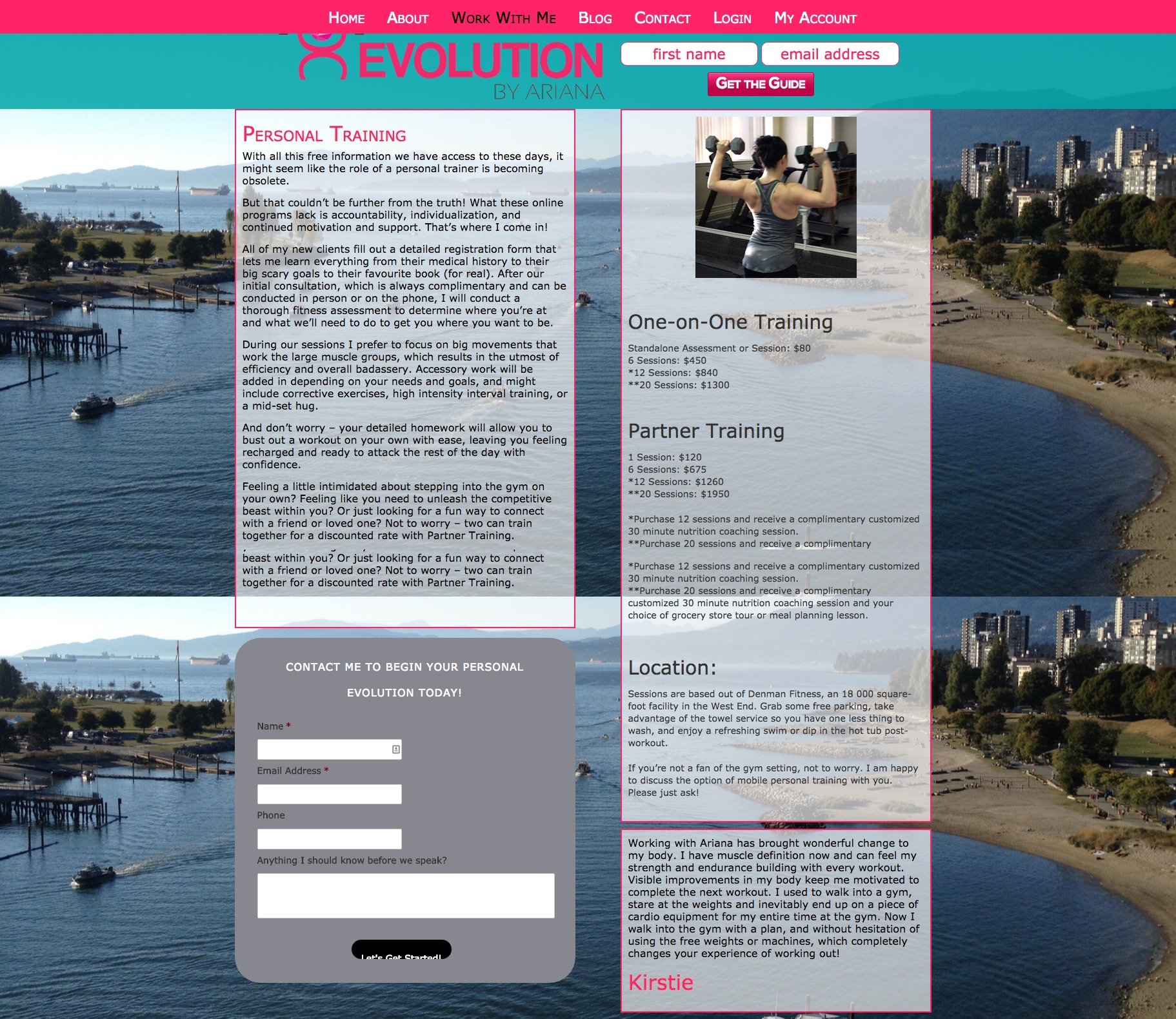 personal-trainer-landing-page-vancouver