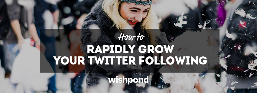 How to Rapidly Grow Your Twitter Following