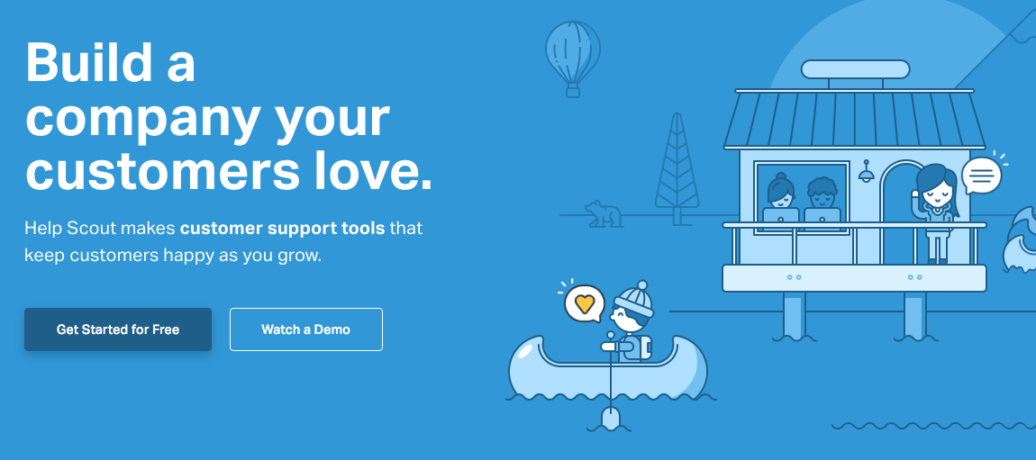 helpscout love image