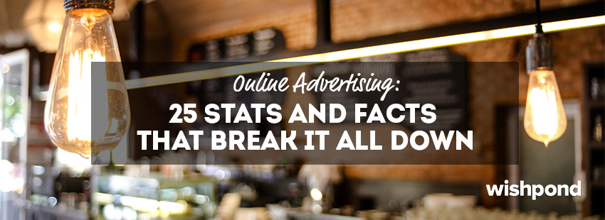 Online Advertising: 25 Stats and Facts that Break it all Down