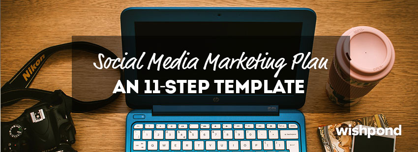 Social Media Marketing Plan An Step Template
