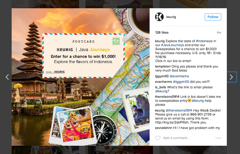 How to Run An Instagram Giveaway: 5-Step Guide