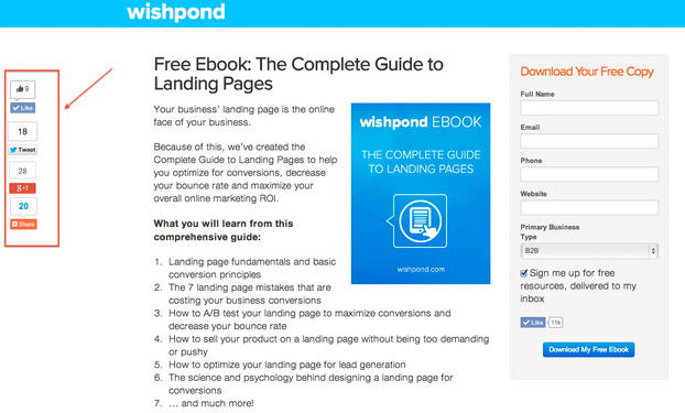 Landing Page Optimization: 45 Tips, Strategies & Examples (2017)