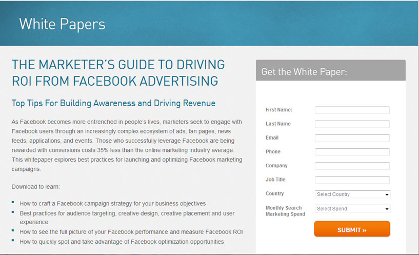 4 Ways to Create Facebook Ad and Landing Page Combos to Maximize