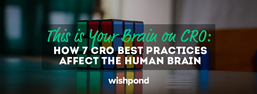 This is Your Brain on CRO: How 7 CRO Best Practices Affect the Human Brain