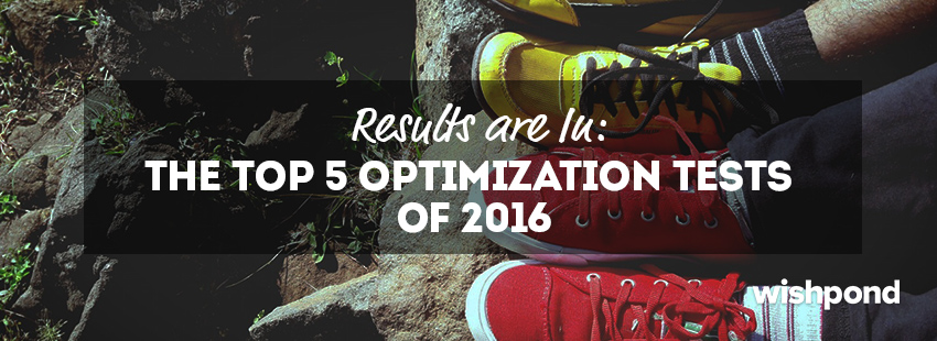 Results are in: The Top 5 Optimization Tests of 2016