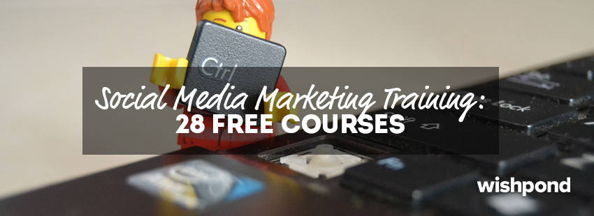 28 Social Media Marketing Training Courses for All Skill Levels