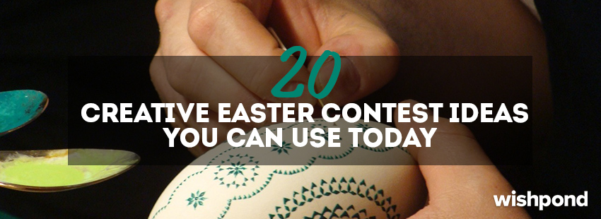 20 Creative Easter Contest Ideas You Can Use Today