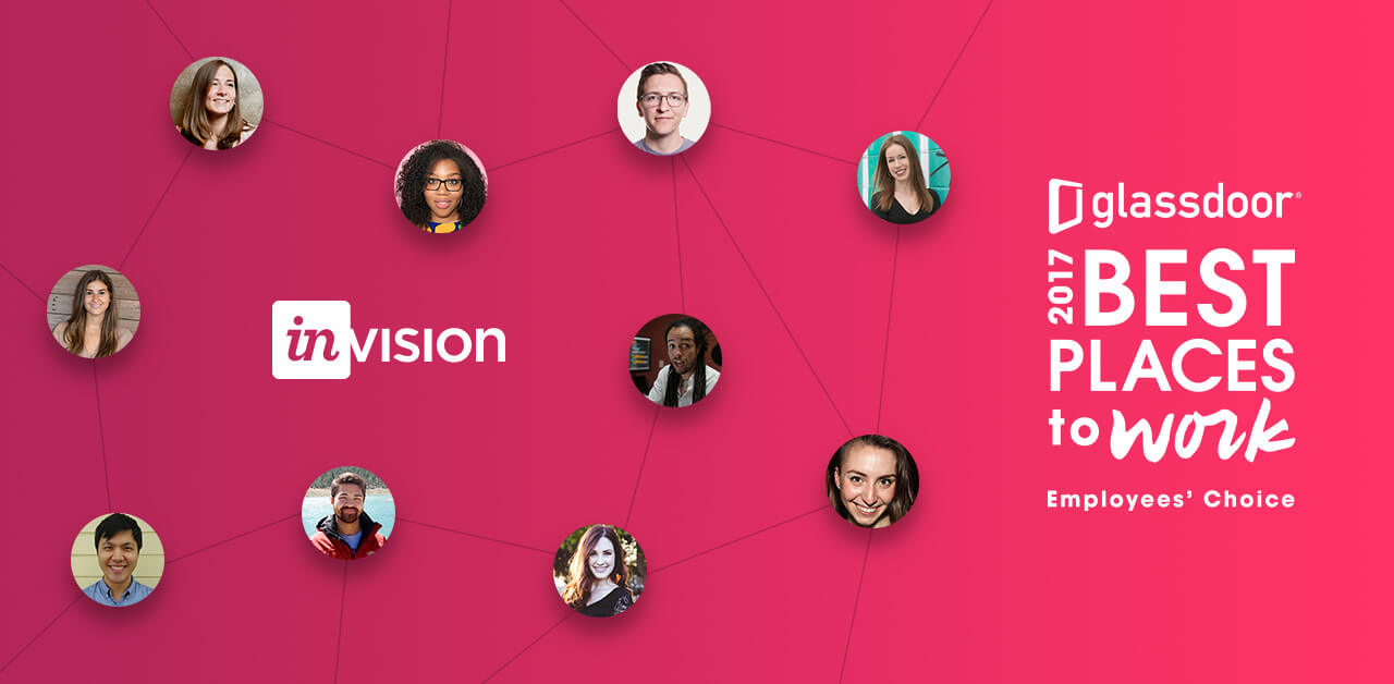How InVision Built a $135 Million Growth Team (Who Have Never Met)