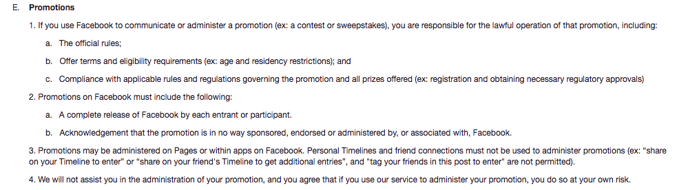 Social media contest rules: free template and beginner's guide.