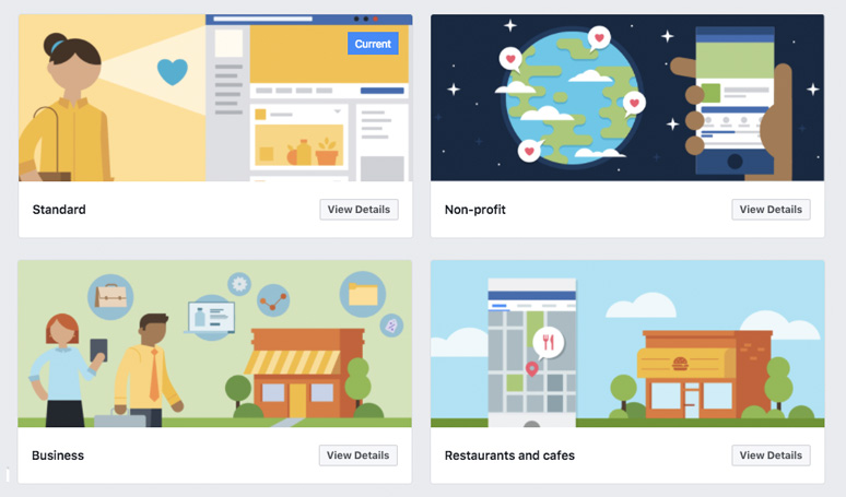 facebook page layout the ultimate guide 2017