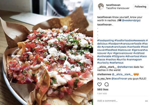 Instagram Photo Examples Hashtags